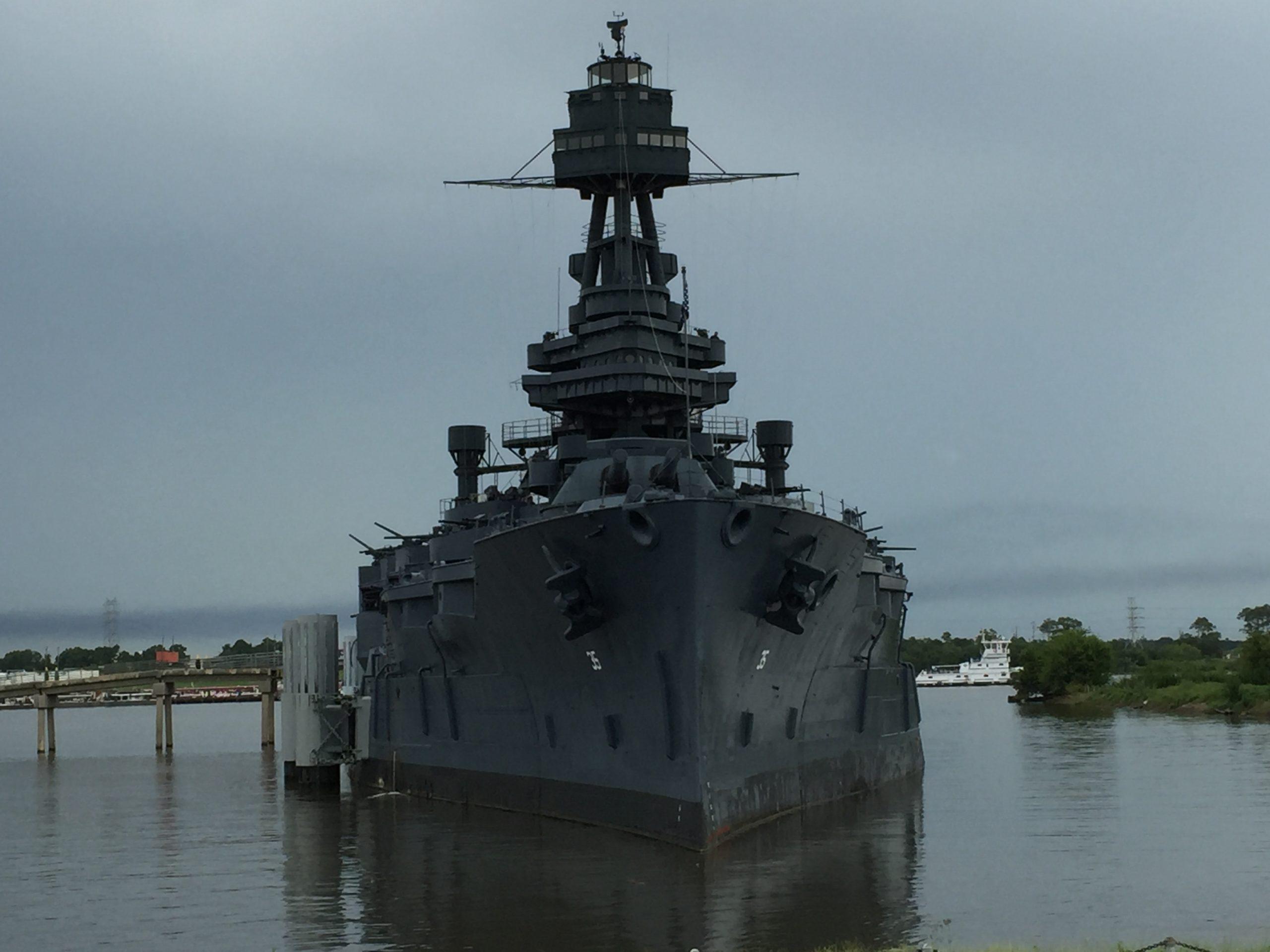 "Battleship Texas BB 35 – The Only Remaining Dreadnought"" - Hydra-Tech"