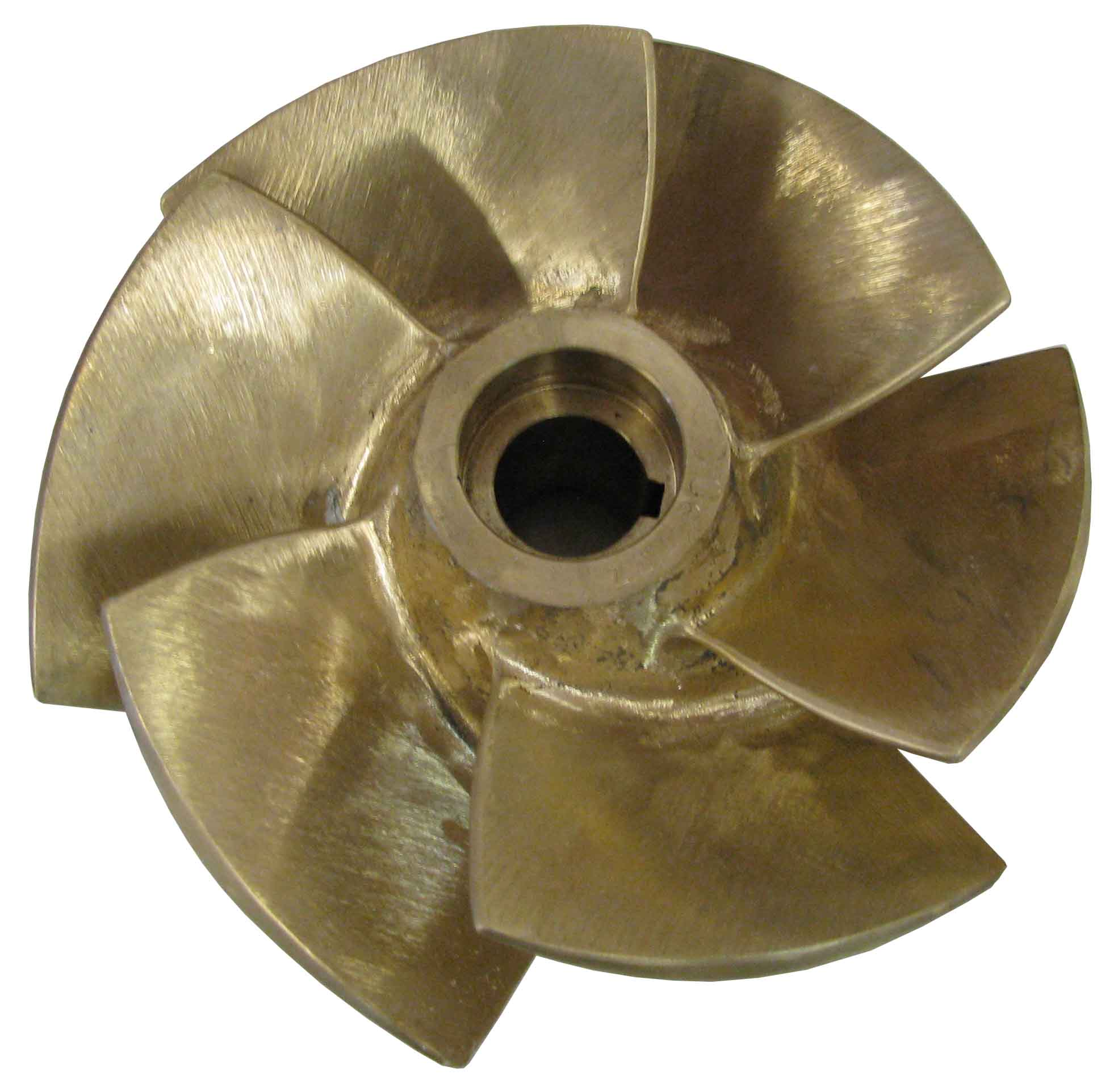 Axial Flow Impeller : Different impeller types hydra tech